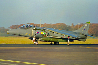 Base visit, RAF Laarbruch, 17-11-1997