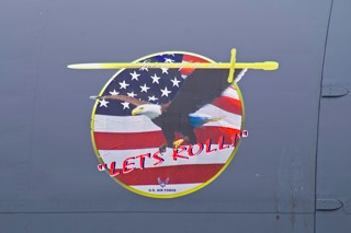 Let's roll, the US Air Force slogan