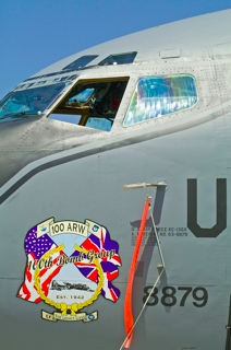100 Air Refueling Wing, established 1942, the legacy lives