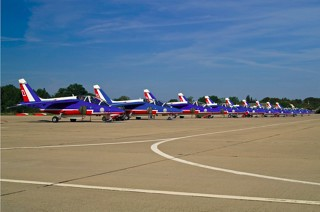 Patrouille de France static
